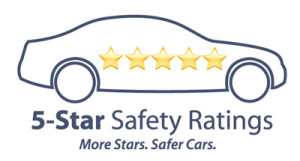 5 Star Safety Rating image