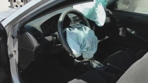 Ford Ranger Takata Airbag
