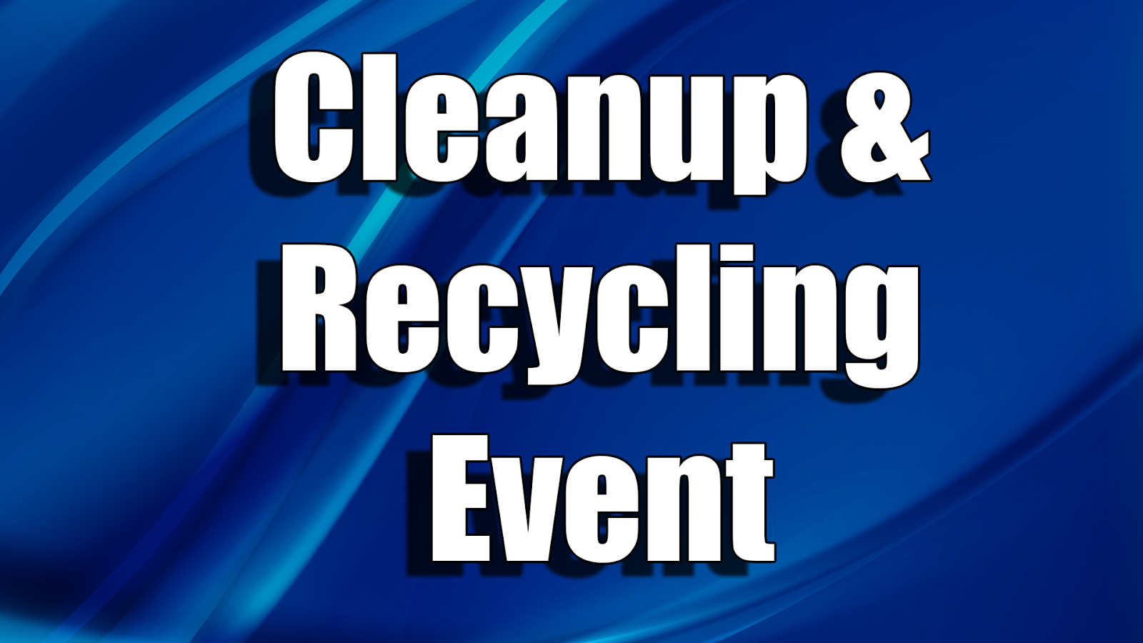 cleanuprecycling