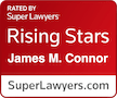 Super Lawyers Rising Stars - James M. Connor